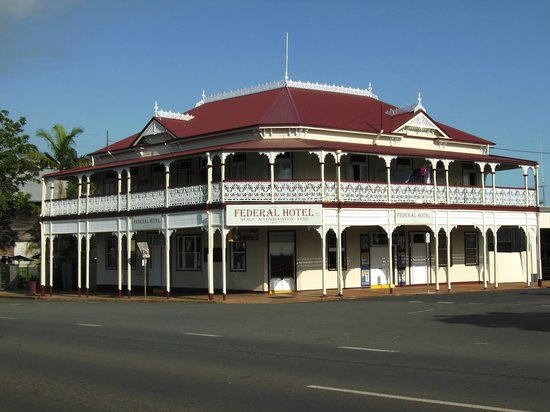 Federal Hotel - Broome Tourism