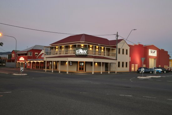 Great Western Hotel - Broome Tourism