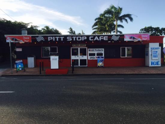 Pittstop Cafe Proserpine - Broome Tourism