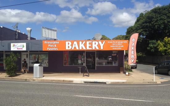 Proserpine Pies and Pastries - Broome Tourism