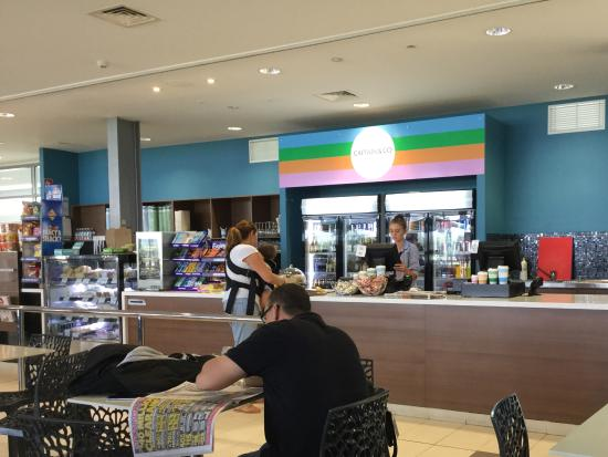 Whitsunday Coast Airport Cafe - Broome Tourism