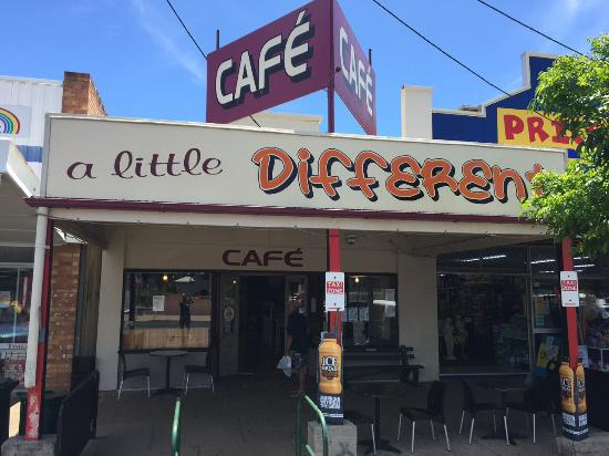 A Little Bit Different Cafe - Broome Tourism
