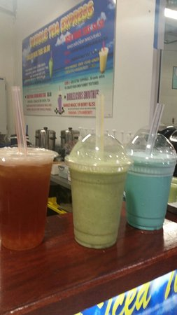 Bubble Tea Express - Broome Tourism