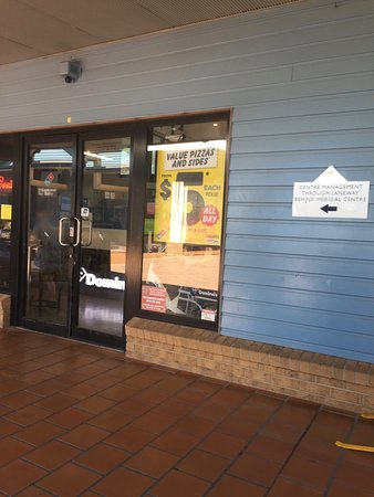 Dominos Pizza Outlet - Broome Tourism