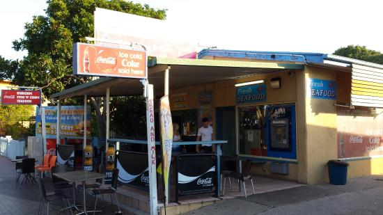 Jetty Seafood and Hamburgers - Broome Tourism