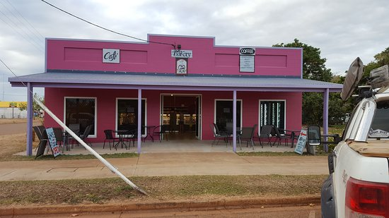 Normanton Bakery - Broome Tourism