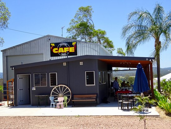 Packing Shed Cafe - Broome Tourism