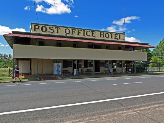Post Office Hotel - Broome Tourism