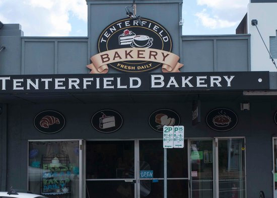Tenterfield Bakery - Broome Tourism