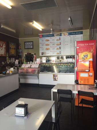 tenterfield fish and chips - Broome Tourism