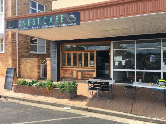 The Nest Cafe Crows Nest - Broome Tourism