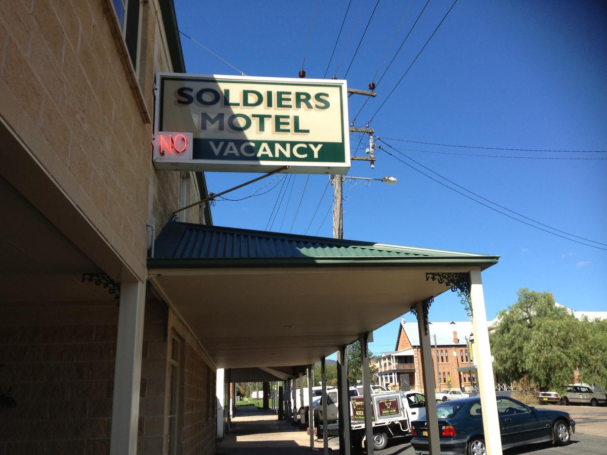 Soldiers Motel - Broome Tourism