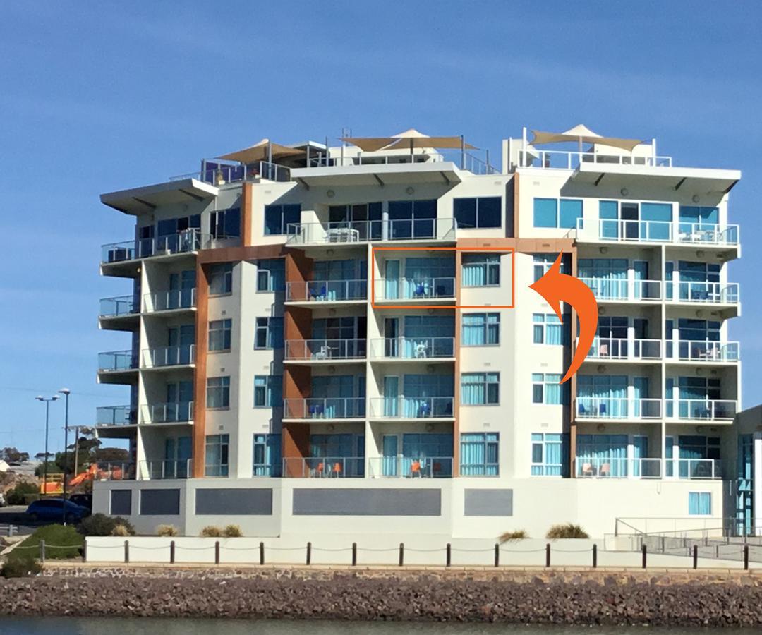 Wallaroo Marina Waterfront Luxe Apartment - Broome Tourism