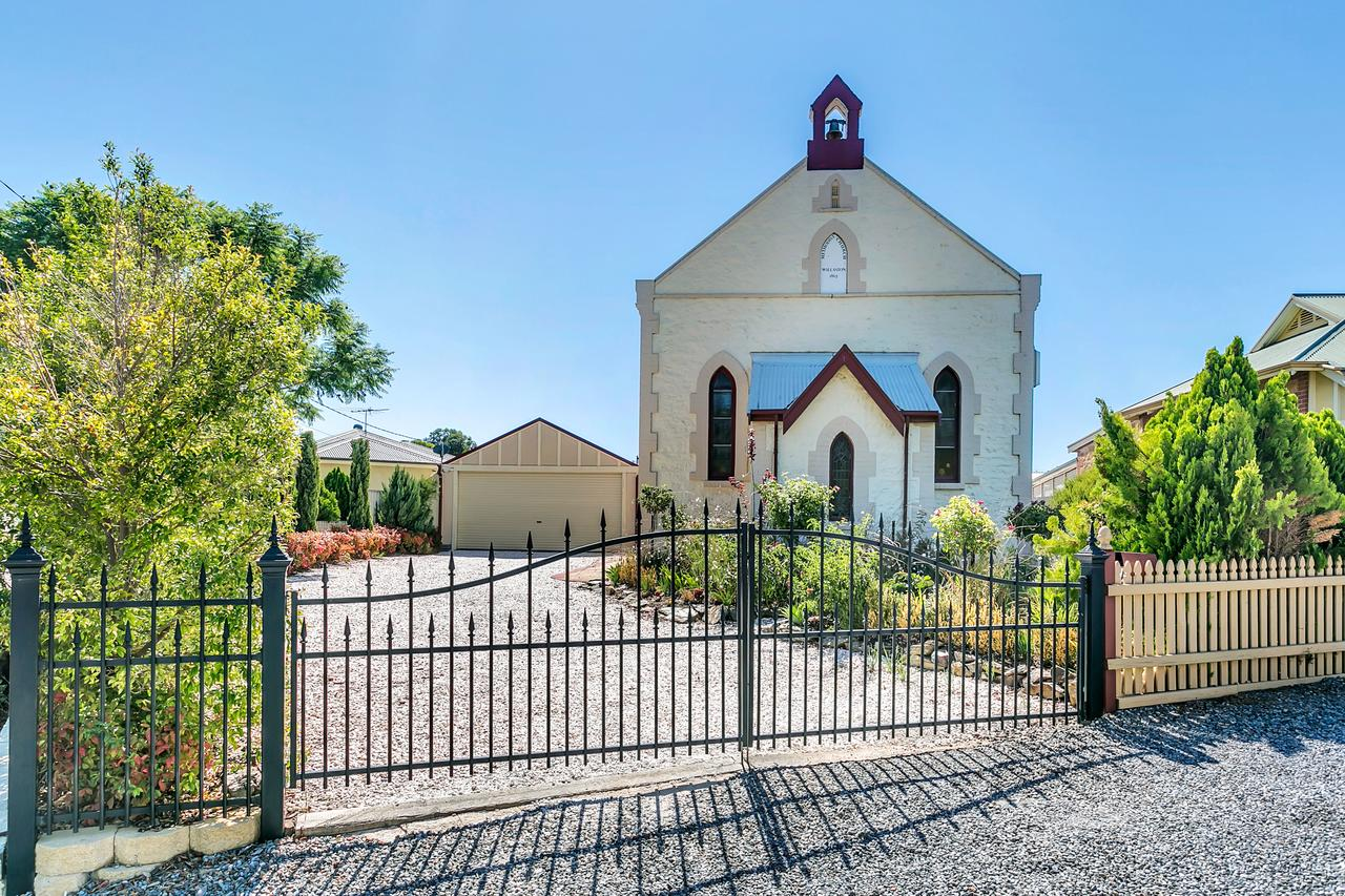 The Church - Gawler - Broome Tourism