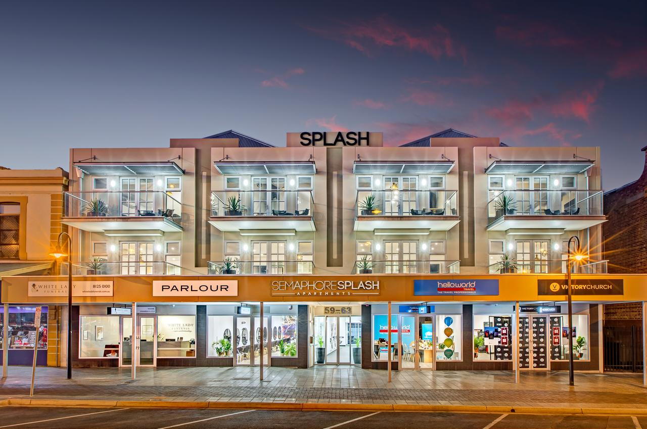 Semaphore Splash Apartments - Broome Tourism