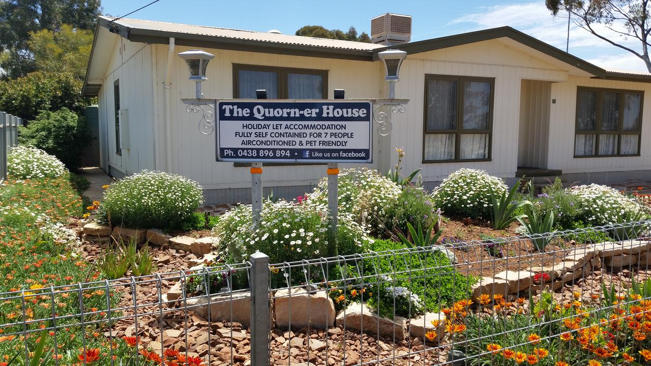 The Quorn-er House - Broome Tourism