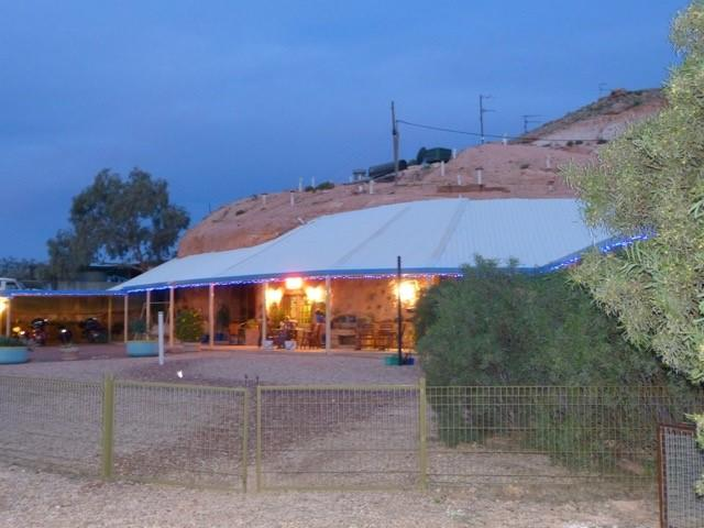 The Underground Motel - Broome Tourism