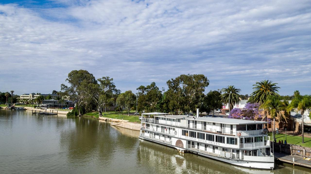 Murray River Queen - Broome Tourism