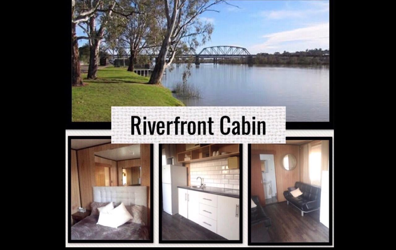 Murray Bridge Riverview cabin - Broome Tourism