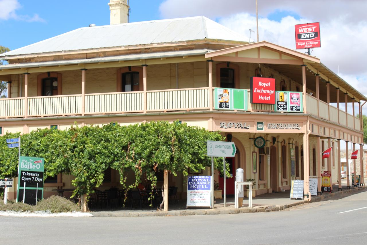 Royal Exchange Hotel - Broome Tourism