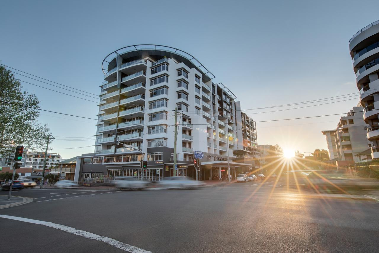 Adina Apartment Hotel Wollongong - Broome Tourism