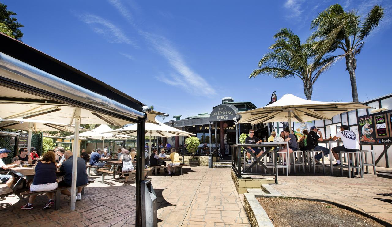 Leisure Inn Hotel Rockingham - Broome Tourism