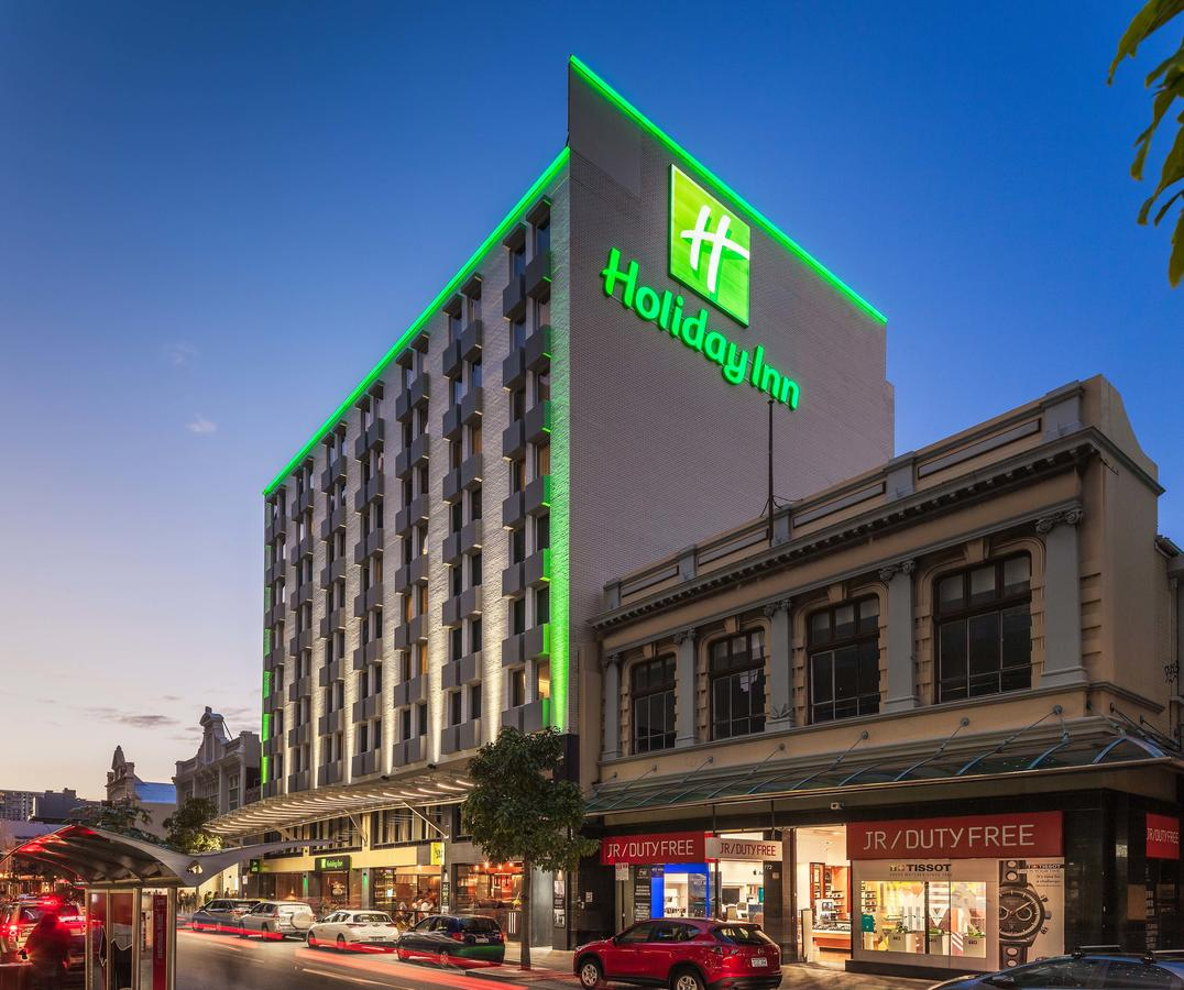 Holiday Inn Perth City Centre - Broome Tourism