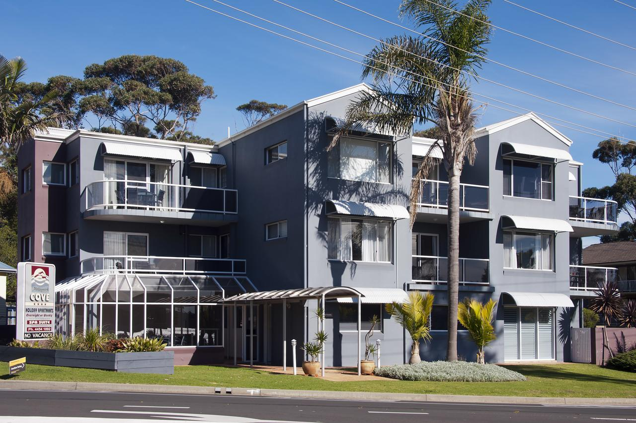 Mollymook Cove Apartments - Broome Tourism