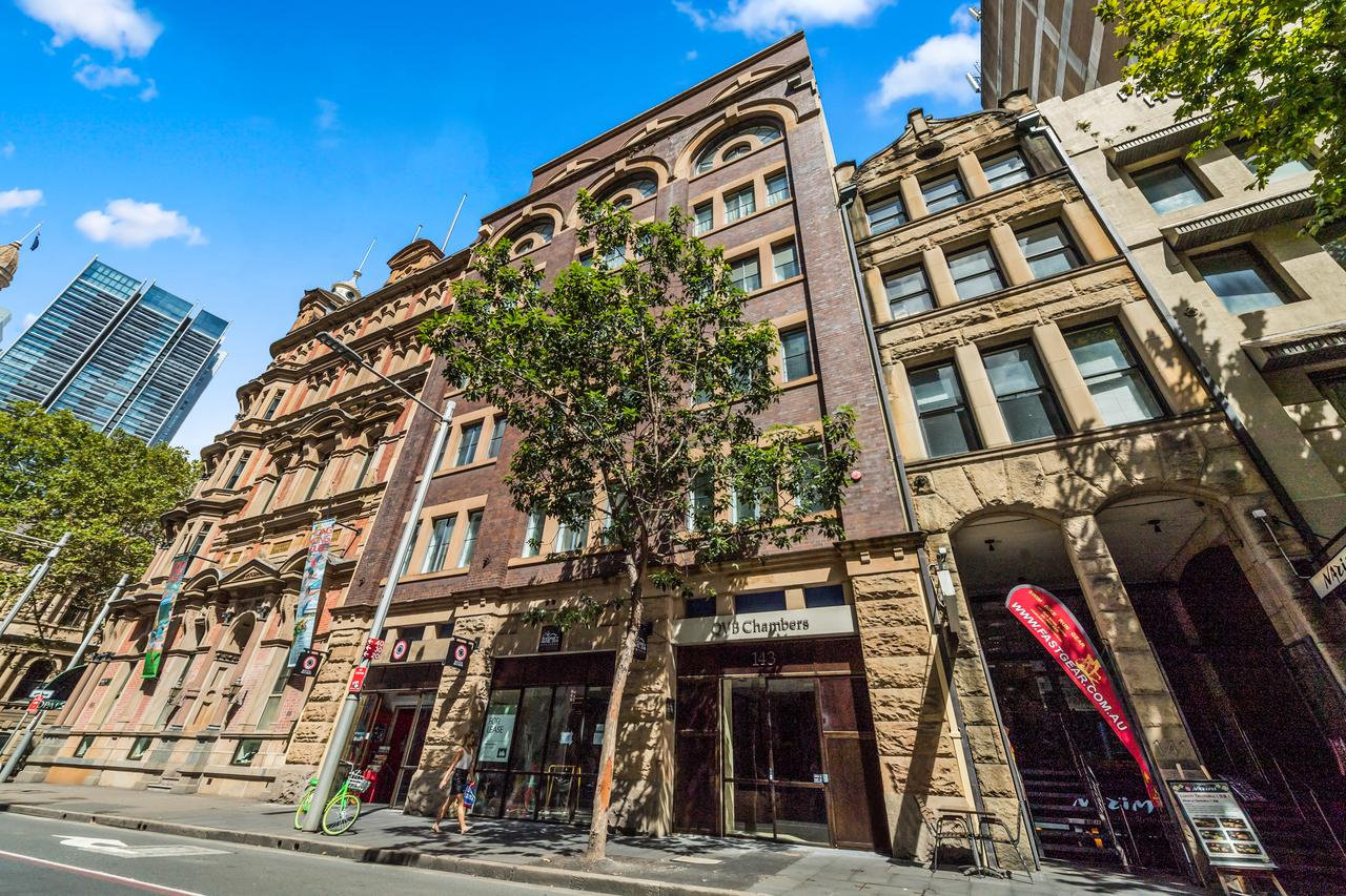 Sydney Hotel QVB - Broome Tourism