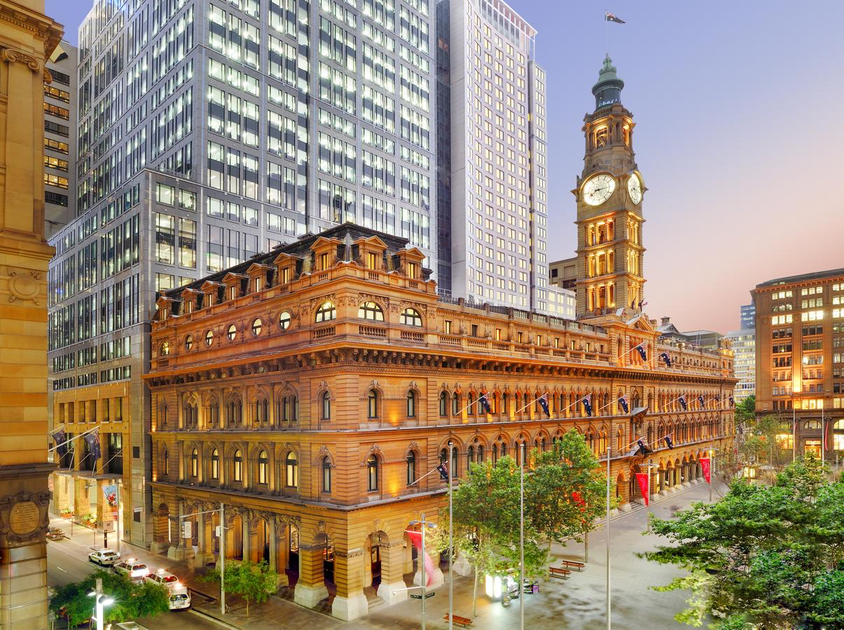 The Fullerton Hotel Sydney - Broome Tourism