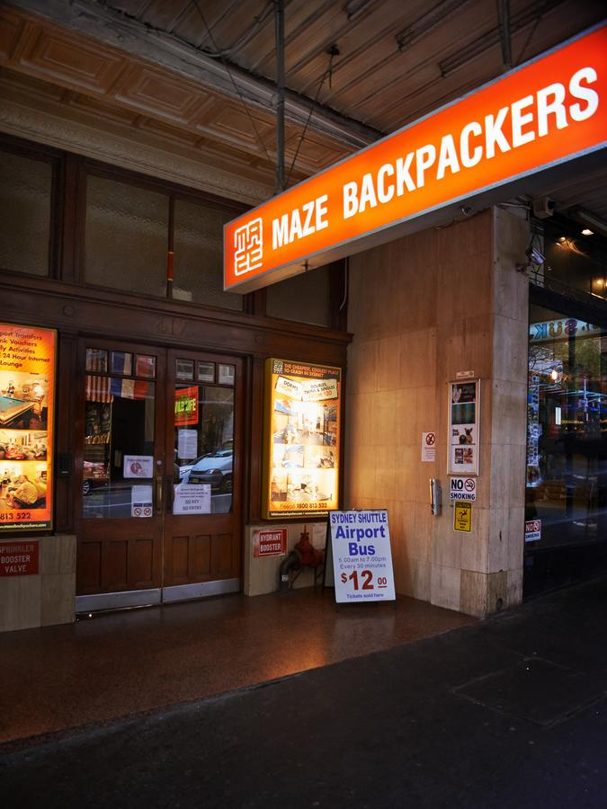 Maze Backpackers - Sydney - Broome Tourism