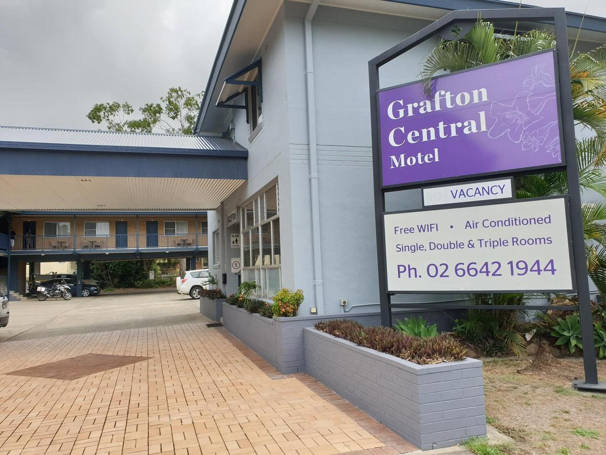 Grafton Central Motel - Broome Tourism