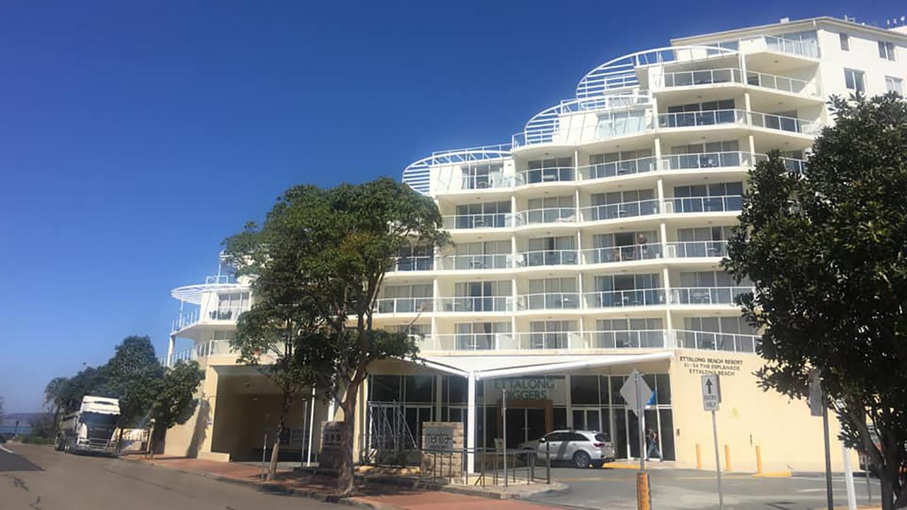 Ettalong Beach Premium Waterview Apartments - Broome Tourism