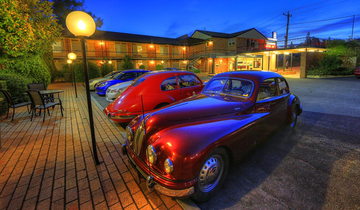 Cooma Motor Lodge Motel - Broome Tourism