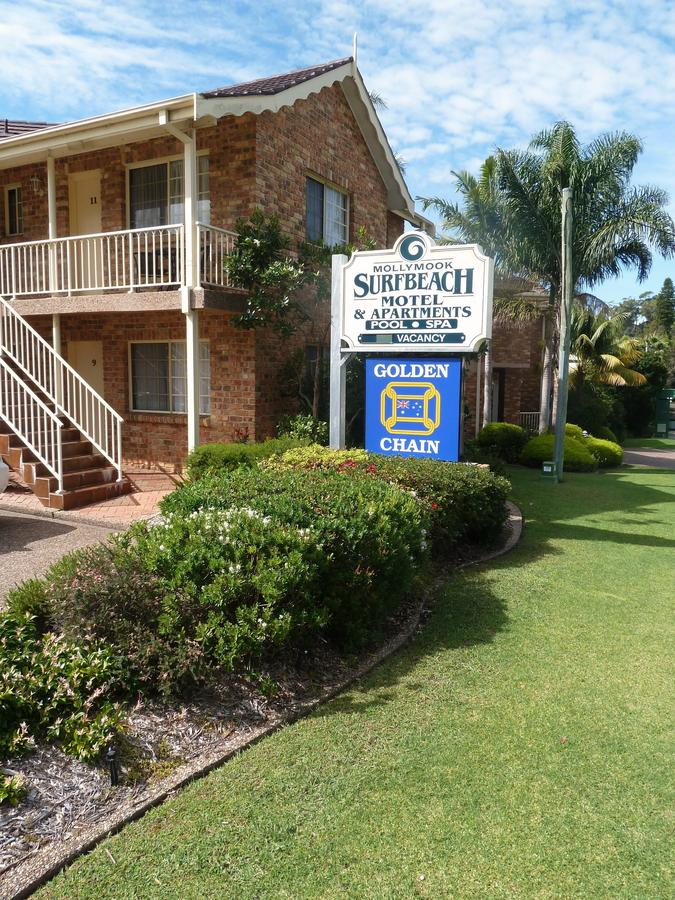 Mollymook Surfbeach Motel  Apartments - Broome Tourism