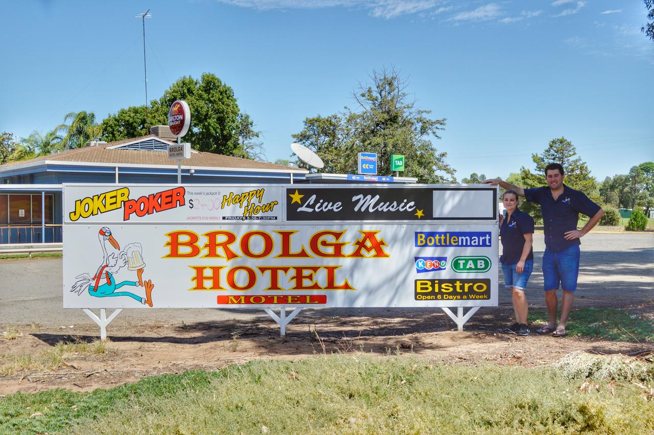 Brolga Hotel Motel - Coleambally - Broome Tourism