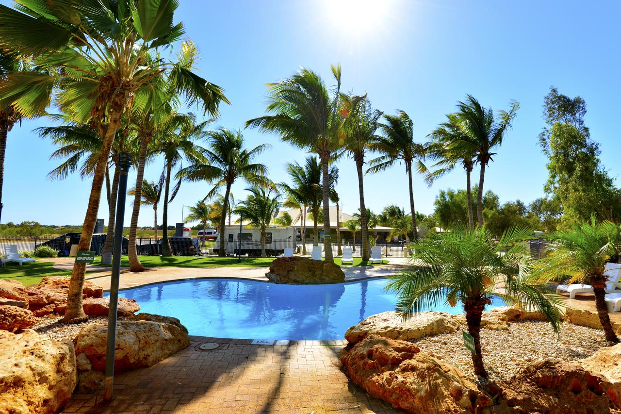 RAC Exmouth Cape Holiday Park - Broome Tourism