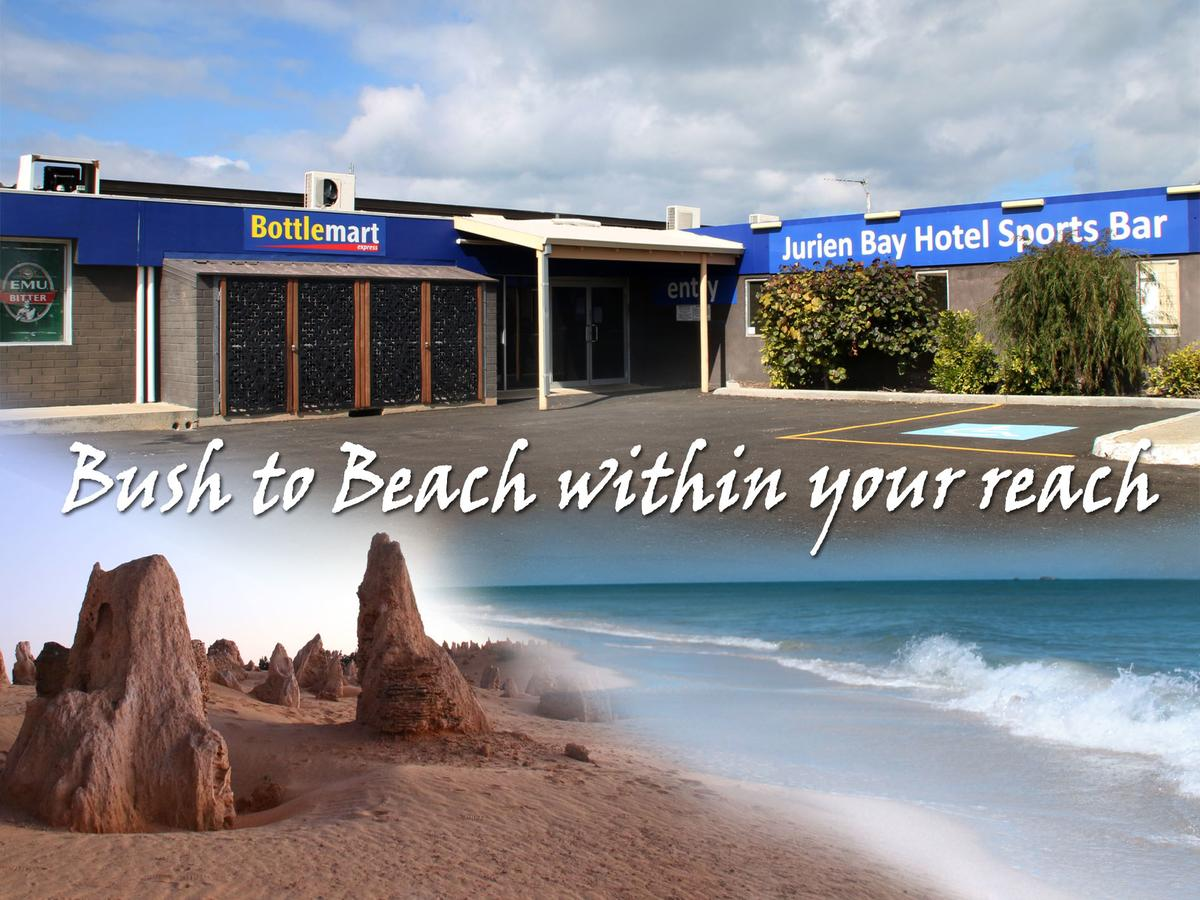 Jurien Bay Hotel Motel - Broome Tourism