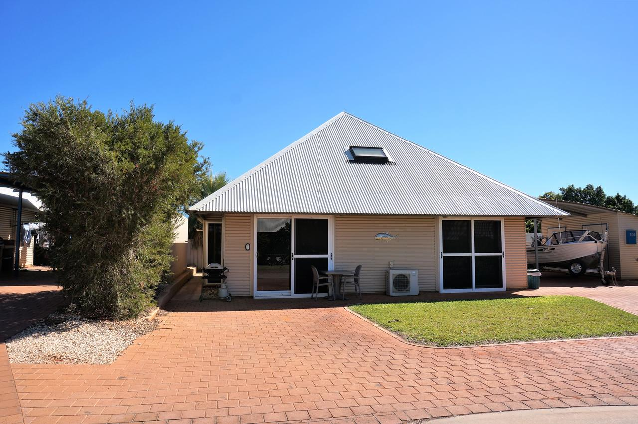 Osprey Holiday Village Unit 103/1 Bed - Perfect short stay apartment with King size bed - Broome Tourism