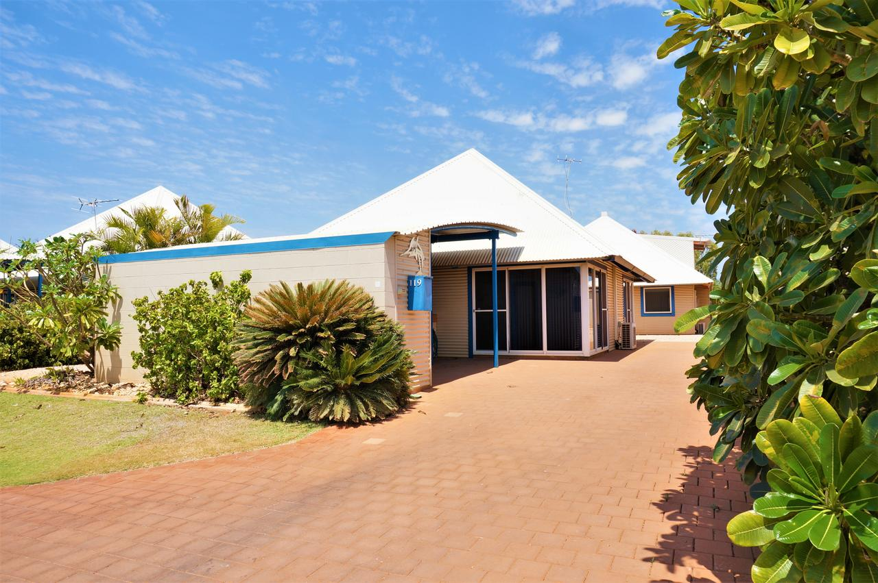 Osprey Holiday Village Unit 119 - Close to the pool - Broome Tourism