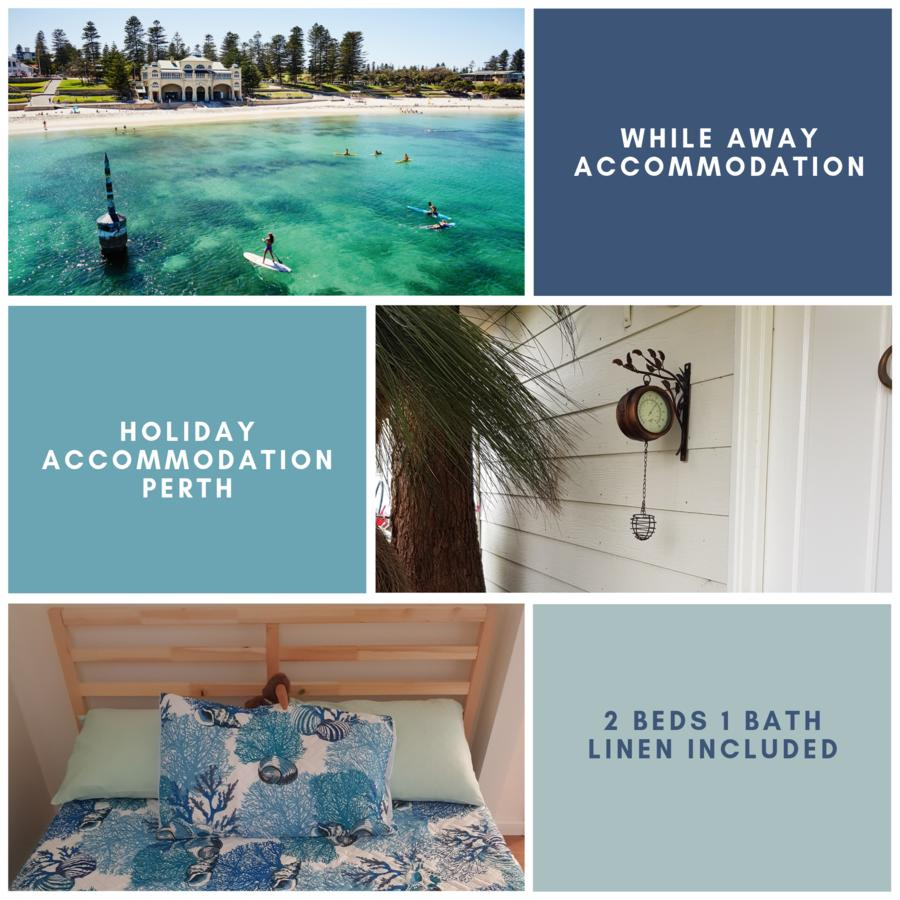 While Away Holiday Accommodation - Broome Tourism