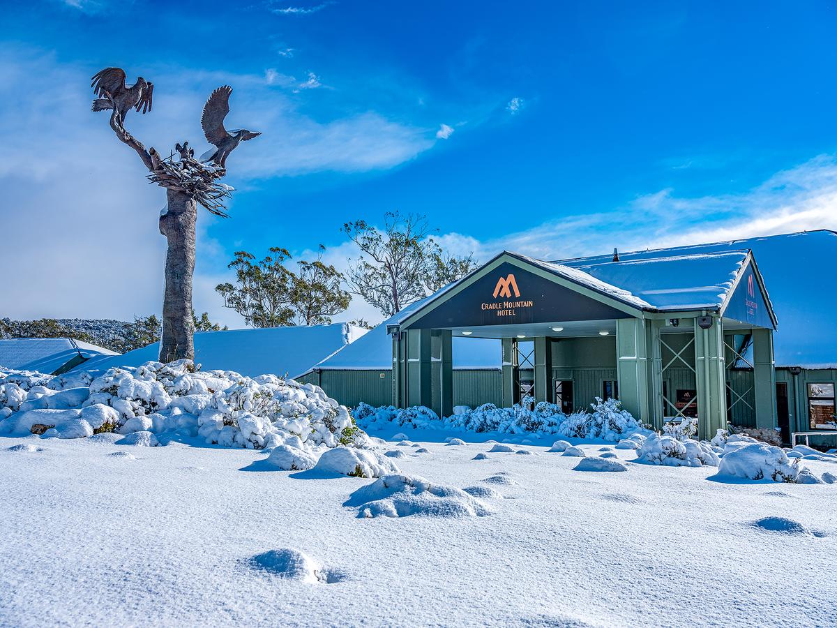 Cradle Mountain Hotel - Broome Tourism