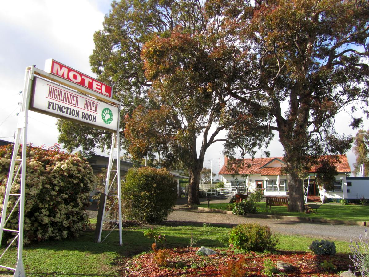 Highlander Haven Motel - Broome Tourism