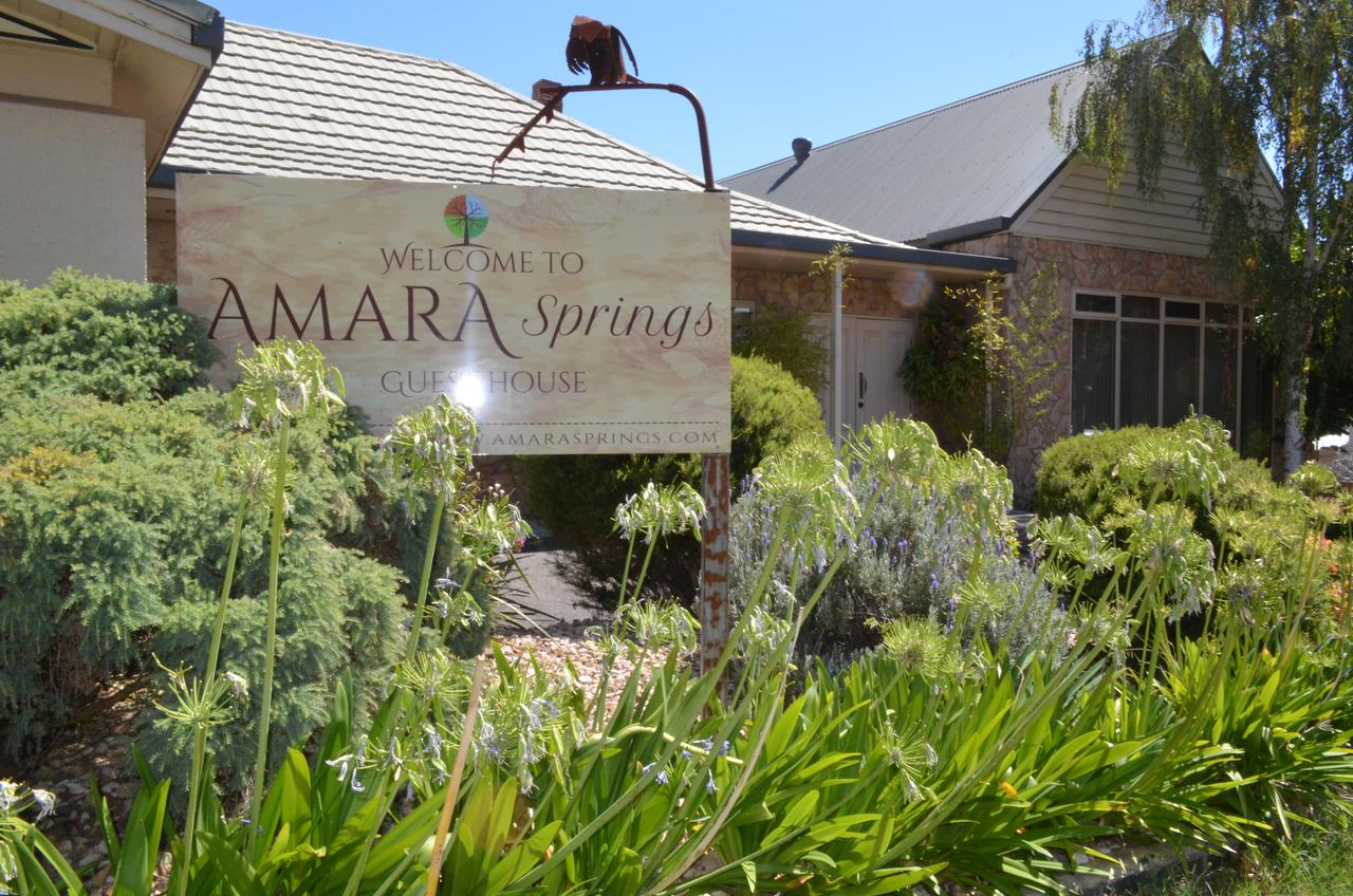 Amara Springs Guest House - Broome Tourism