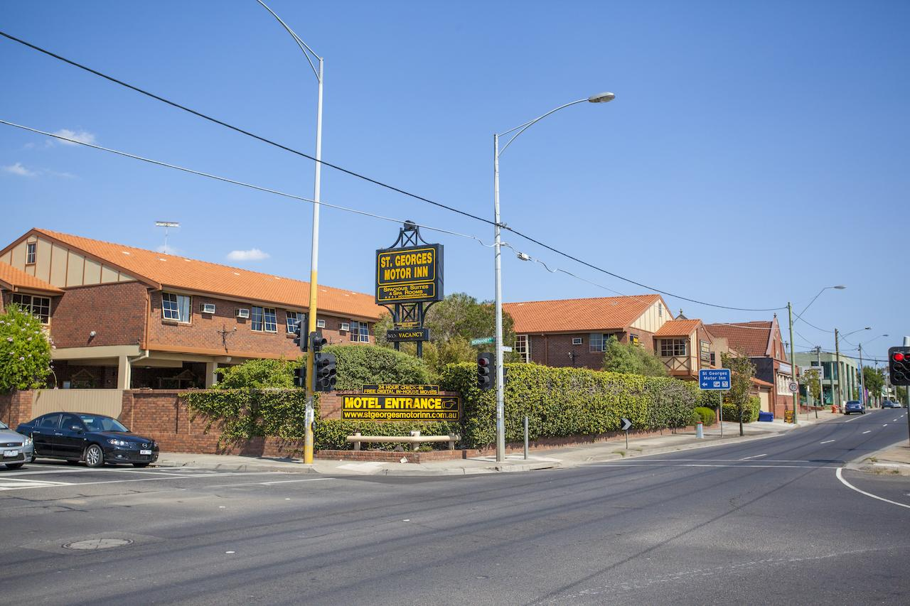 St Georges Motor Inn - Broome Tourism
