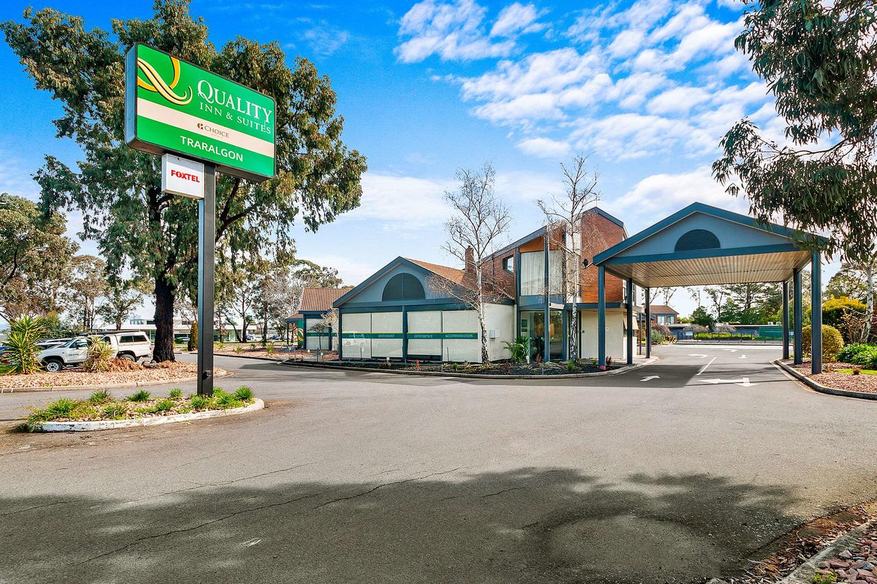 Quality Inn  Suites Traralgon - Broome Tourism