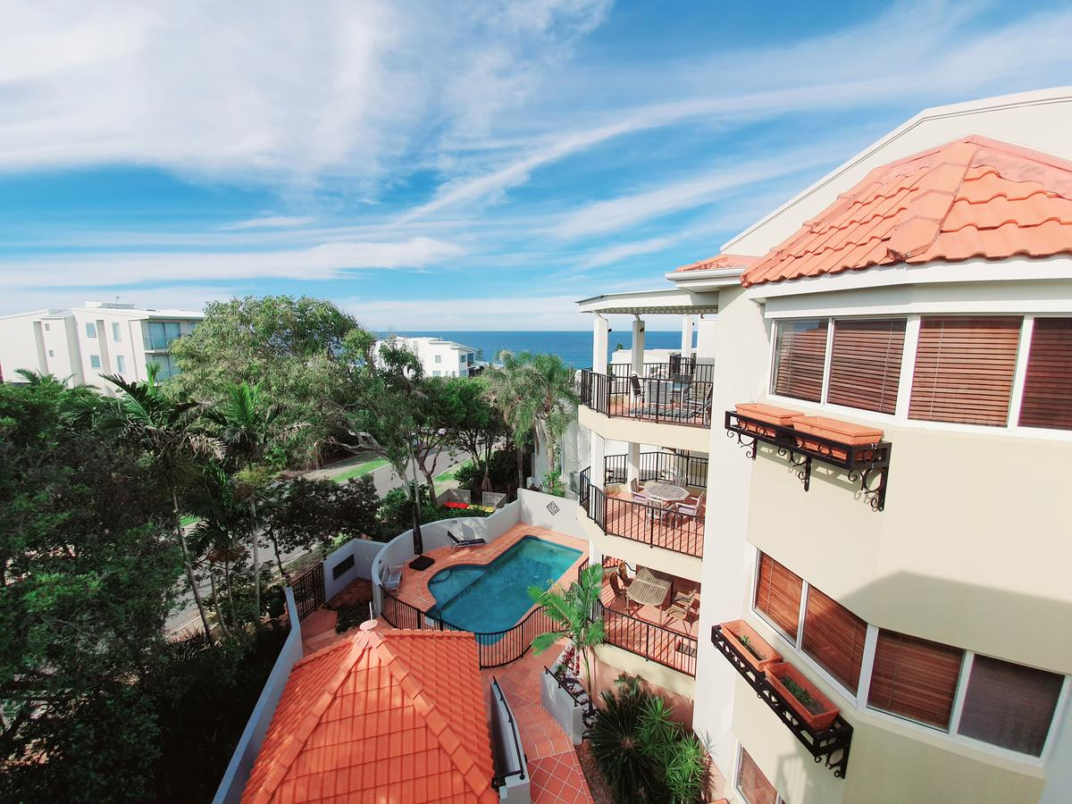 Parkshores Sunshine Beach Noosa Holiday Apartments - Broome Tourism