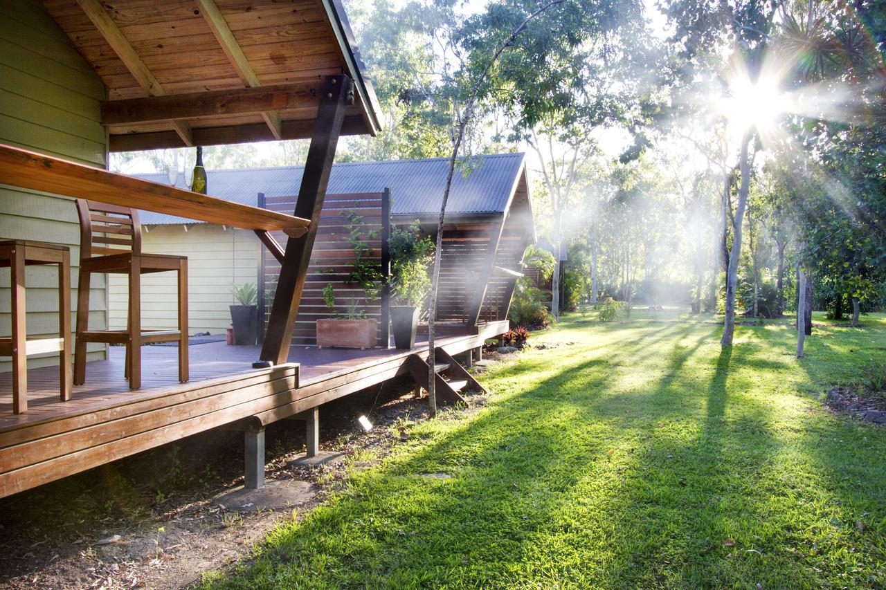 Airlie Beach Eco Cabins - Broome Tourism