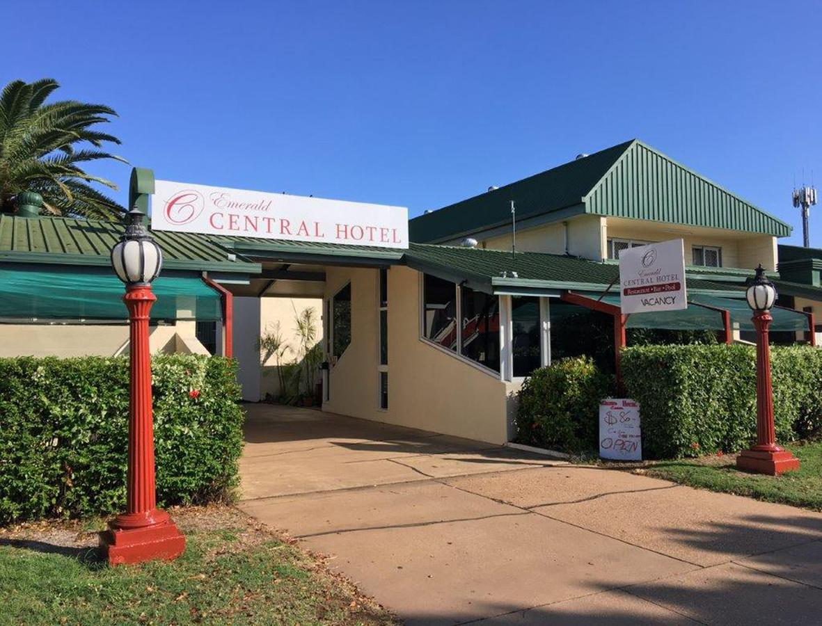 Emerald Central Hotel - Broome Tourism