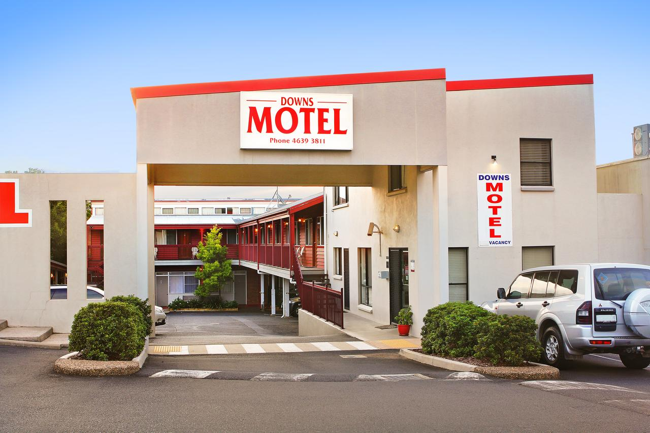 Downs Motel - Broome Tourism